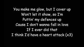 Heart Attack   Demi Lovato & One Direction Lyric Video
