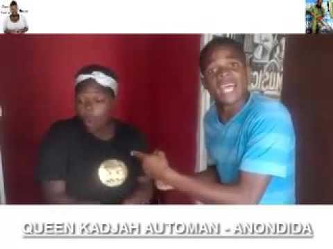 Queen Kadjah ft Automan freestlye