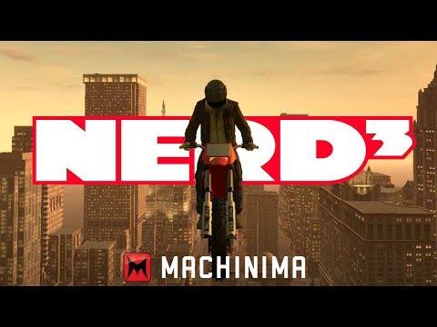Nerd³ Machinima Compilation - 13 Ways to Die, GTA IV, Pokémals and more!