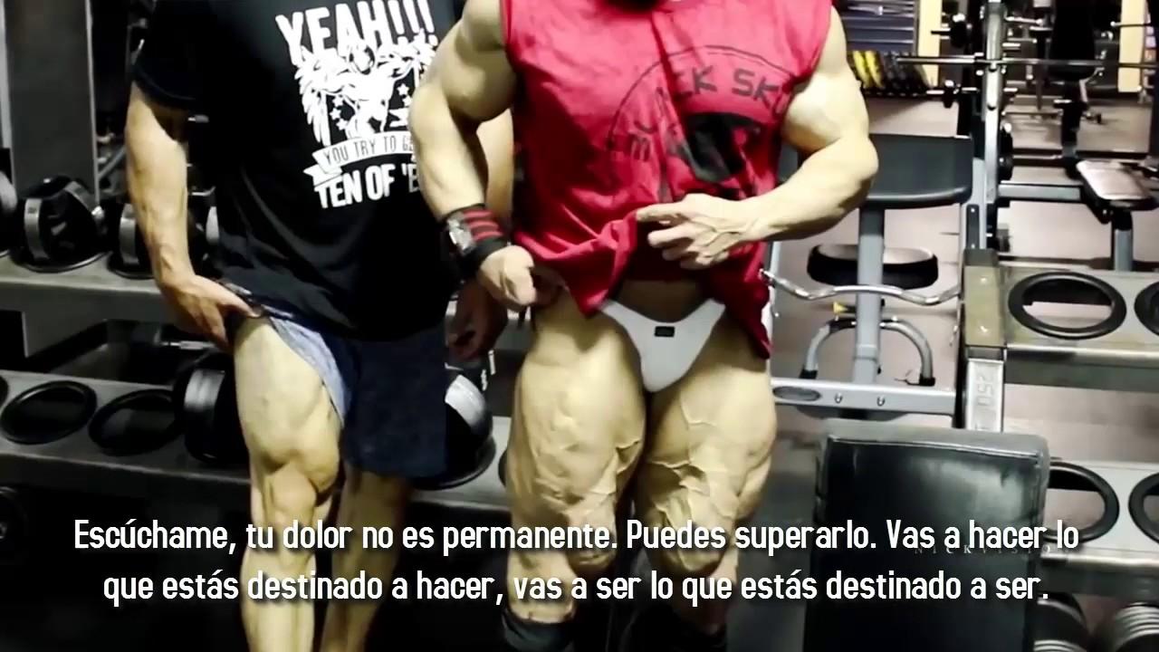 Día De Pierna Motivación Gym