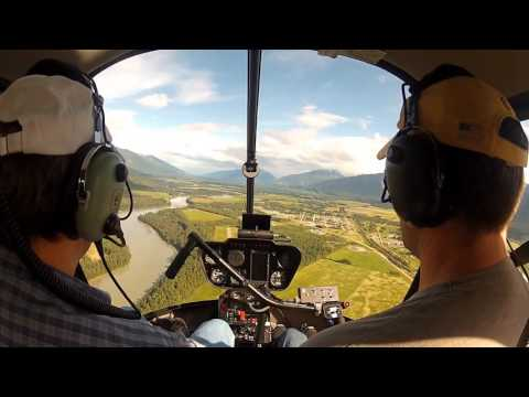 Helicopter Mountain Training