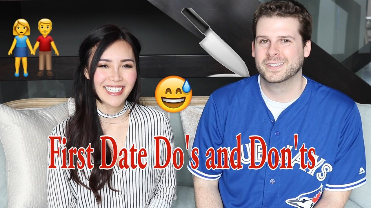 First date dos and don ts for guys