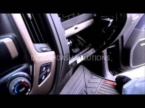 2014 2015 Gm Silverado Sierra I05 To Io6 Hmi Upgrade