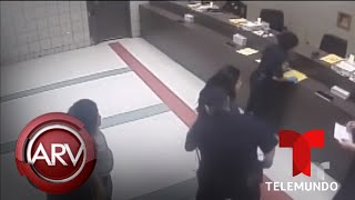 Nuevos detalles del ataque de Lady Frijoles | Al Rojo Vivo | Telemundo