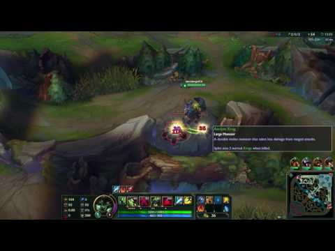 Experimenting with Roles (Silver level play) - League of Legends