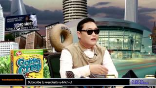 ggn psy snoop doggystyle meets gangnam style