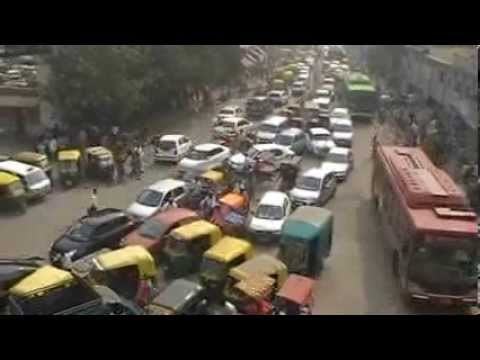 Digital Artifact: An overview on air pollution in Delhi