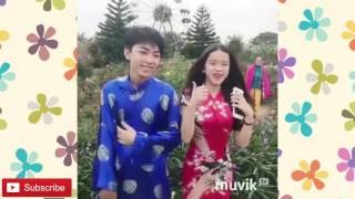 Linh Ka & Long Hoàng cặp đôi đẹp nhất Muvik