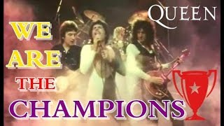 Baixar We Are The Champions - Queen (ซับไทย)