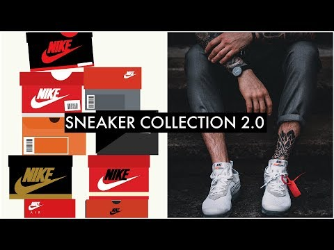 MY ENTIRE SNEAKER COLLECTION 2.0 | UPDATED 2018/2019 | Mens Fashion | Streetwear | Daniel Simmons