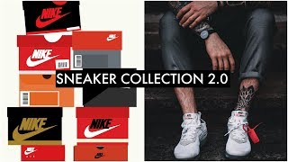 MY ENTIRE SNEAKER COLLECTION 2.0 | UPDATED 2018/2019 | Men