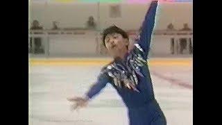 田村岳斗 1994 全国中学校スケート大会  (1997/11 ABA長野五輪カウントダウン2)  Yamato Tamura 田村ヤマ子 検索動画 6