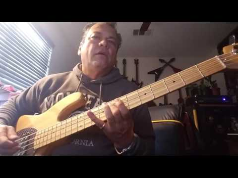 Bass Cover/lesson: Love Song, The Cure