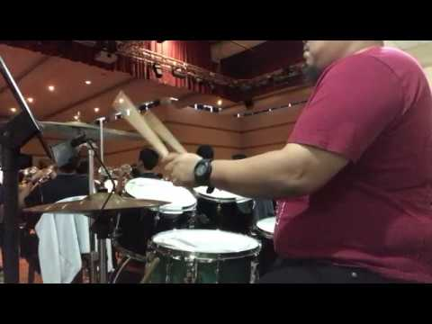 Download Sonor Smart Force Xtend Studio - OST Upin Ipin - Keris Sakti - Drum Cover by En.Joy