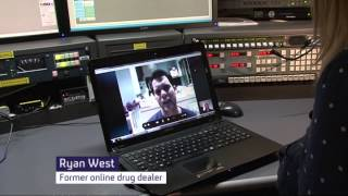 The online trade in illegal drugs