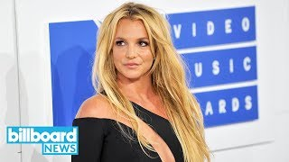 Britney Spears Cancels Vegas Residency Due to Father's Illness | Billboard News