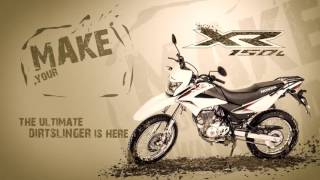 The Highest Selling Dirt Bike in Nepal - Honda XR 150L
