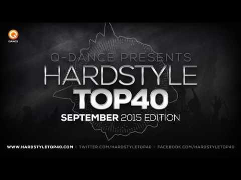 September 2015 | Q-dance presents Hardstyle Top 40