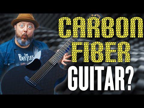Carbon Fiber Guitar: Does It SOUND Good???