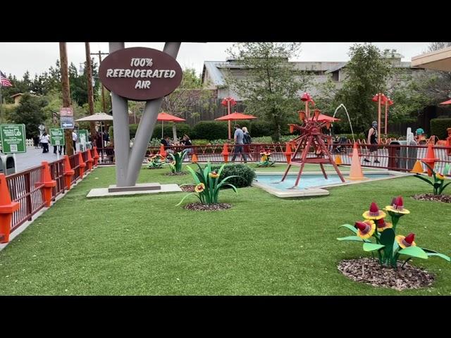 More Gardens at Disneyland ... California Adventure!