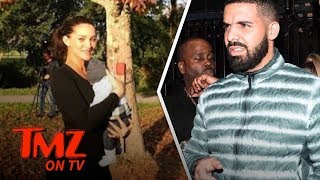 Drake's Maybe Babymama Jets to His Side! | TMZ TV