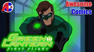 Green Lantern: First Flight - Awesome Comics