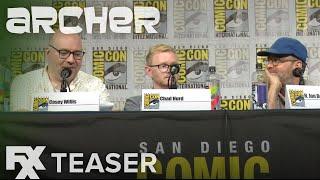 Archer | Season 10: Theme Revealed Teaser | FXX