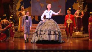 The King and I | Sydney | Getting to Know You  - Lisa McCune
