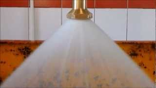 Fire Sprinkler Nozzle Test V's RigDeluge FFNT Part 02 Fire Sprinkler Nozzles - Rig Cooling.wmv