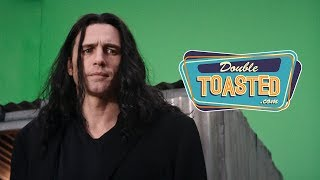 THE DISASTER ARTIST OFFICIAL MOVIE TRAILER REACTION - Double Toasted