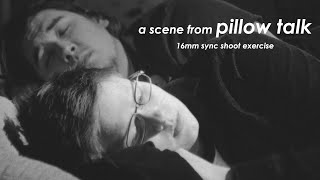"""A Scene From """"Pillow Talk"""" (2019)"""