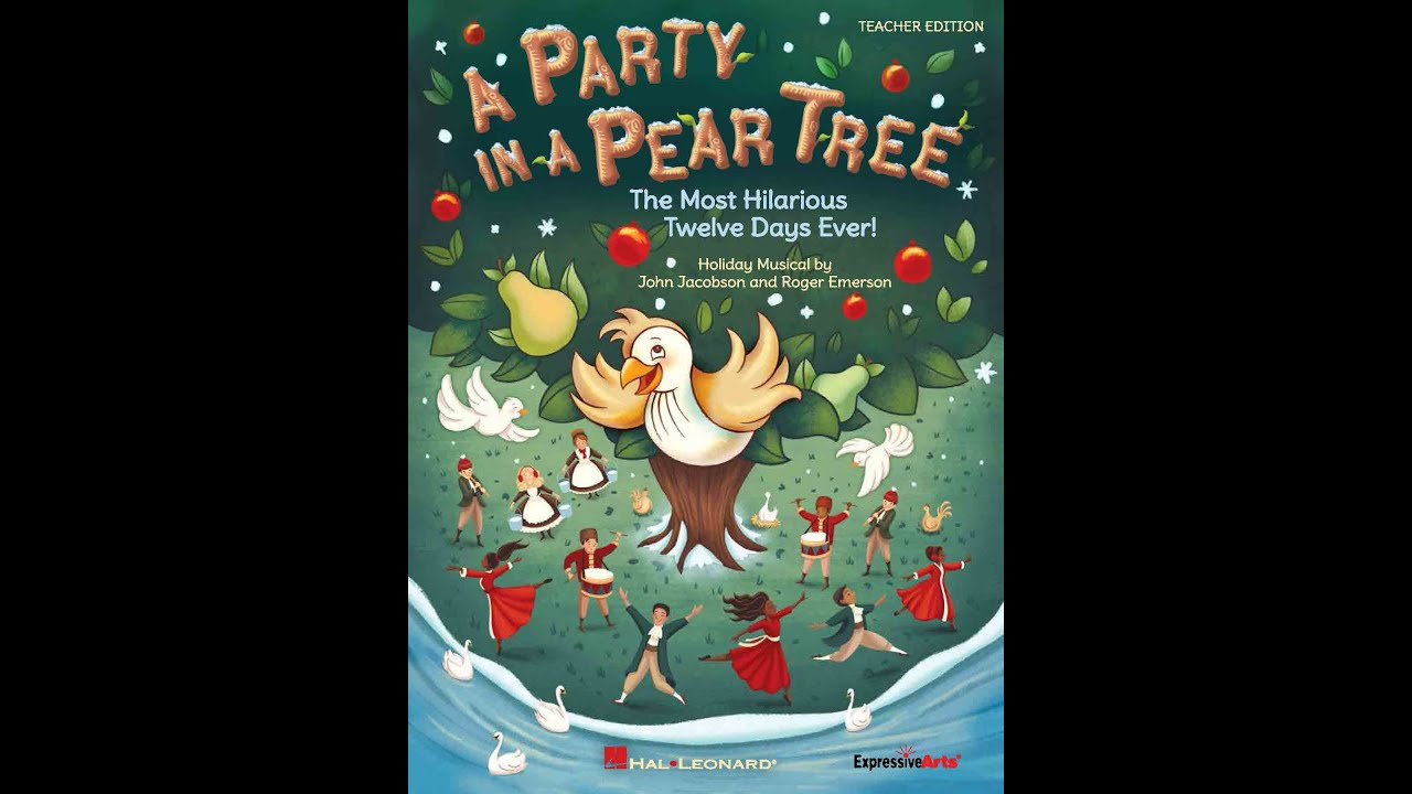 Image result for party in a pear tree
