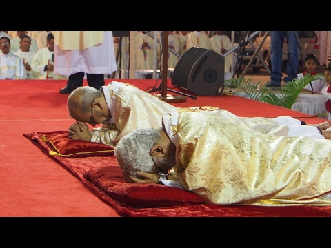 Archdiocese of Bombay | Episcopal Ordination: Bishop Allwyn and Bishop Barthol - PART 1