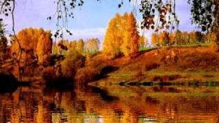 """Пісня """"Осінь,осінь по землі крокує"""""""