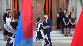 """9А и 9Б """"песня о Подольске"""""""