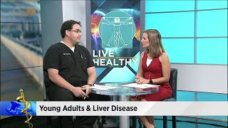 Young adults are dying from cirrhosis