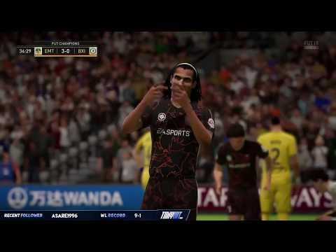 FUT Champions February Week 3 (Games 1115 ) #FIFA18 ULTIMATE TEAM