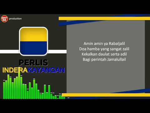 LAGU RASMI NEGERI PERLIS (minus one)