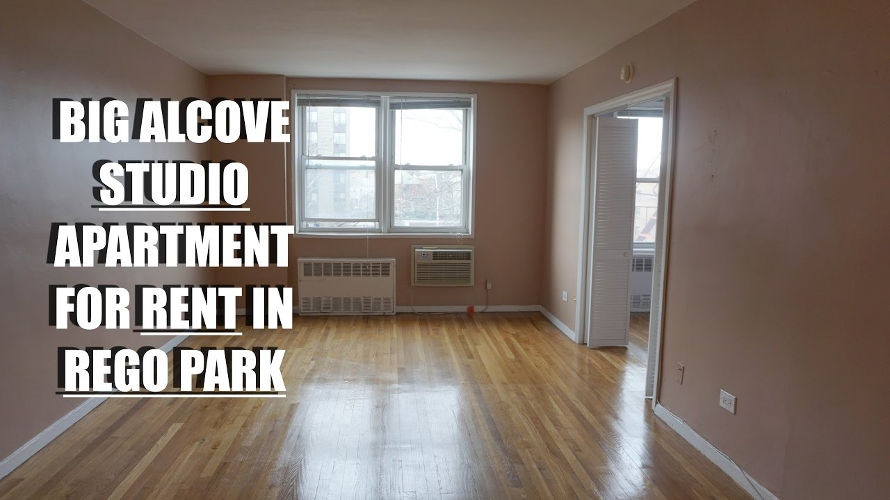 Large alcove studio for rent in rego park queens nyc for Alcove studio