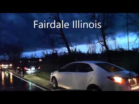 Rochelle Illinois EF4 Tornado 4-9-15