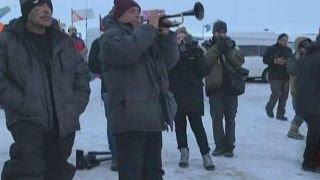 US Army Corps of Engineers blocks route of Dakota pipeline