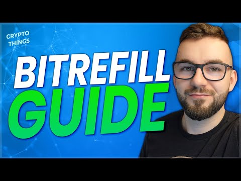 ▶️ Bitrefill - SPEND CRYPTO With Gift Cards   EP#336