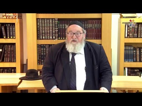 Rabbi Yitzchak Breitowitz - Rosh Hashanah - The Voice of the Shofar Within Us
