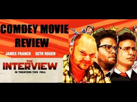 THE INTERVIEW 2014 Seth Rogan Comedy Movie Review