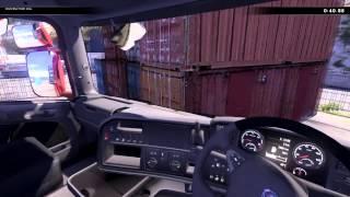 Scania Truck Driving Simulator - Gameplay Part 3 Dangerous Drives