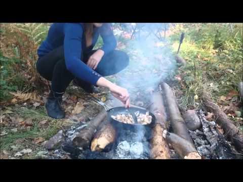 Outdoor Vegan Lunch with Helen