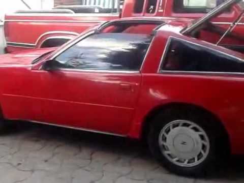 Nissan 300zx For Sale >> nissan 300zx 1988 z31 mexico sale! - YouTube