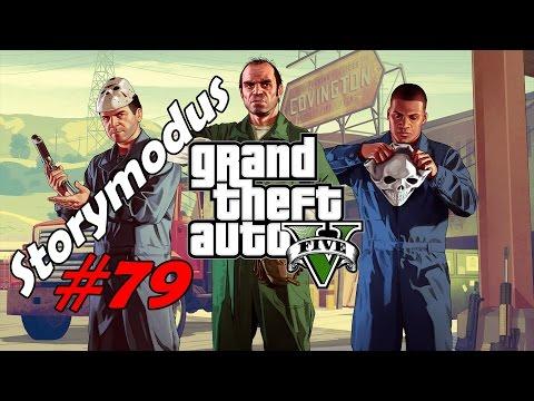 GTA V |Story| #79 - Das grosse Ding