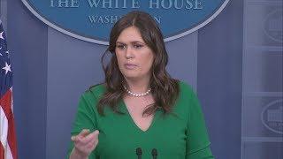 3/15/18: White House Press Briefing