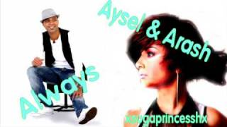 Aysel + Arash - Always (HQ+Lyrics!) (Azerbaijan Eurovision Song 2009) (FULL!)